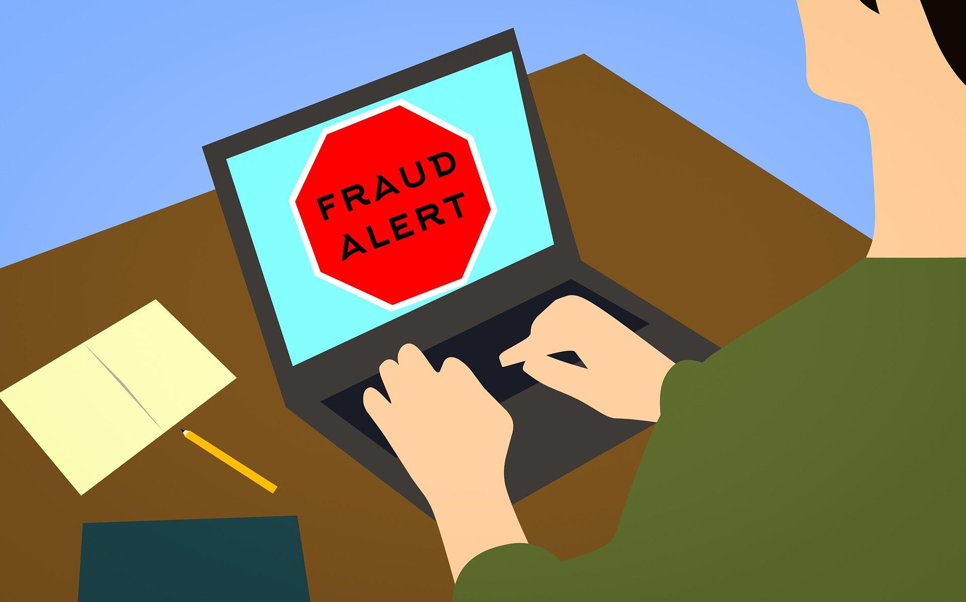Understanding a Fake Bank Warning