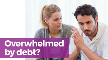 Overwhelmed by debt?