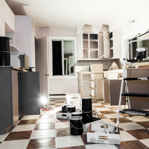 Debt Consolidation Loan for Home Renovations