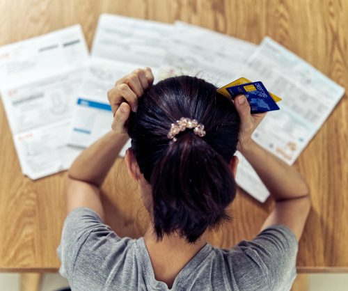 What steps to become debt free - Debt Consolidation Loans