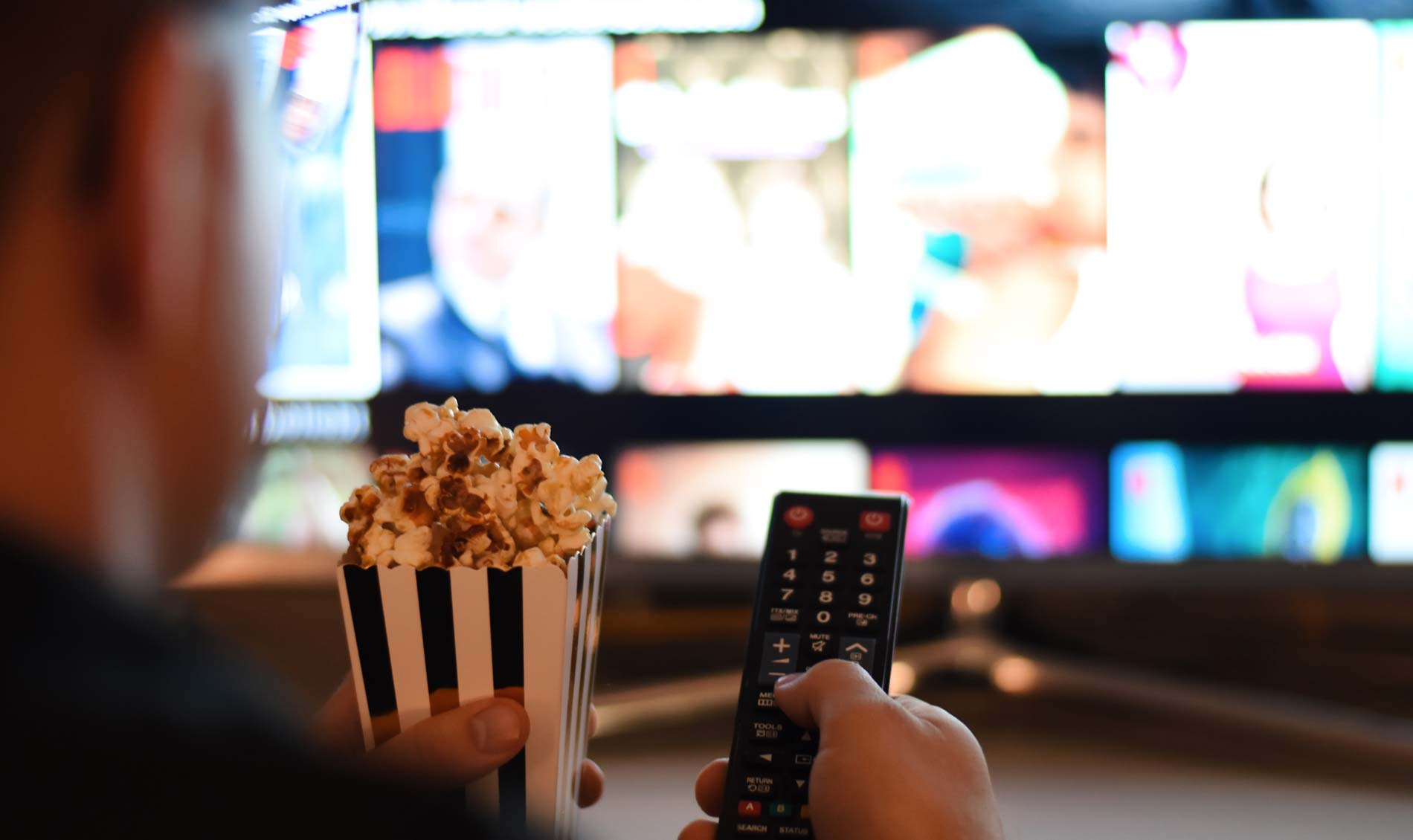 How Netflix can Improve your Credit Score